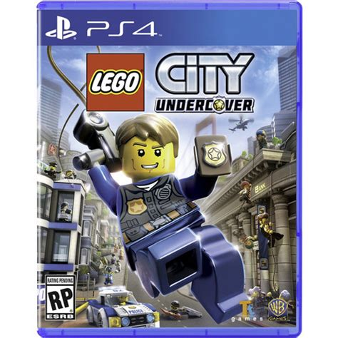 Kaset Ps4 Lego City Undercover lego city undercover ps4 1000639088 b h photo