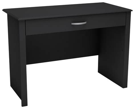 Computer Desks At Best Buy South Shore Work Id Computer Desk Black 7070795 Best Buy