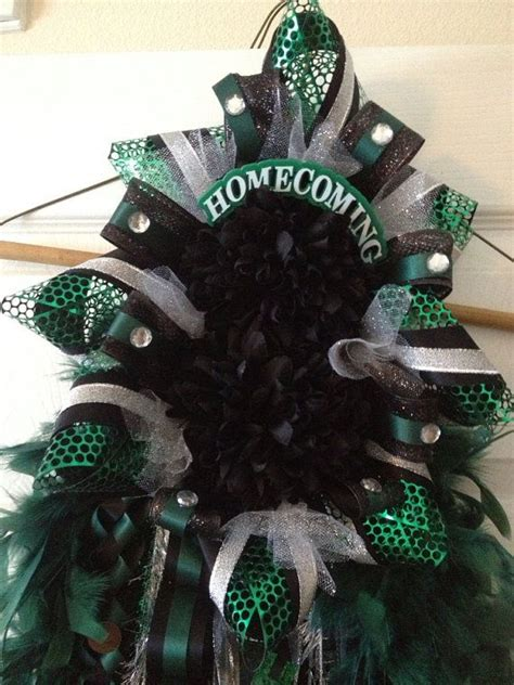 Ready Camel Black N Green 1 18 best images about homecoming mums on garter navy blue and led