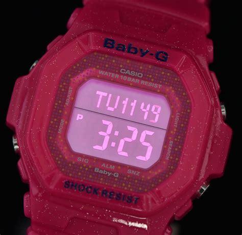 Casio Baby G Bg 6900 Pink live photos baby g flamboyant pink bg 5600gl 4
