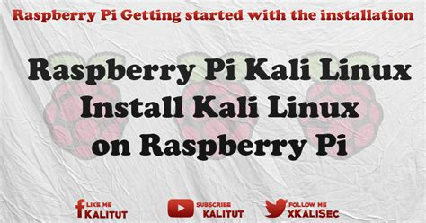 Kali Linux Raspberry Pi 2 Tutorial | kali linux on raspberry pi kalitut tutorial