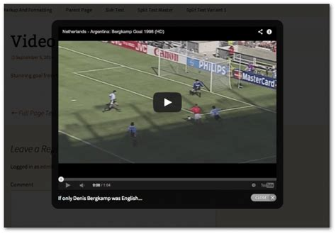 tutorial lightbox wordpress how to launch your wordpress videos in a lightbox wpmu dev