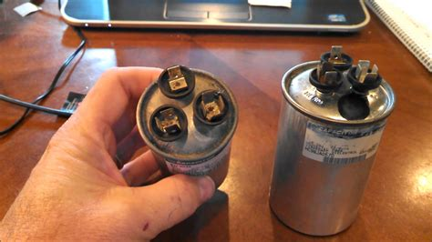 blown capacitor on ac unit bad air conditioner capacitor air conditioning repair companies near springs