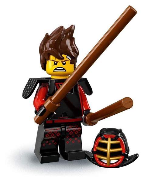 Lego Minifigure Ninjago Kendo lego ninjago series minifigures kendo 71019