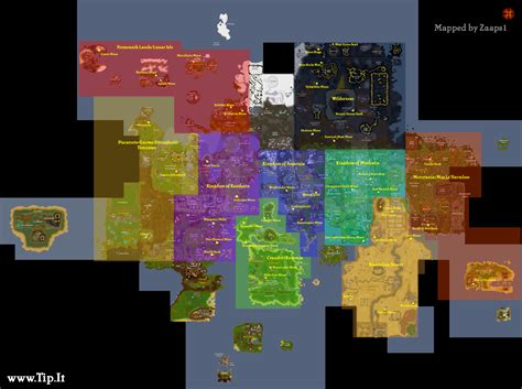 2007 Runescape World Map Quotes House Layout Runescape 2007