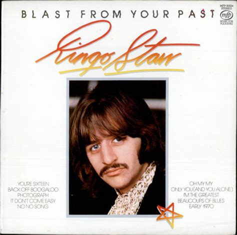 ringo starr blast from your past ringo starr blast from your past vinyl lp at discogs