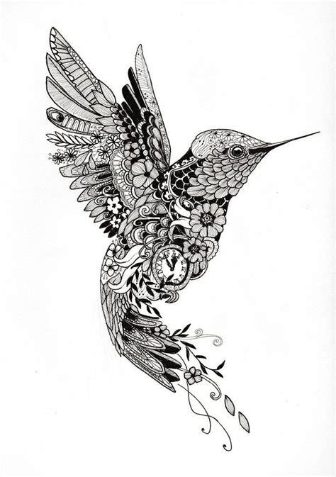 hummingbird and flower tattoo znalezione obrazy dla zapytania hummingbird flower