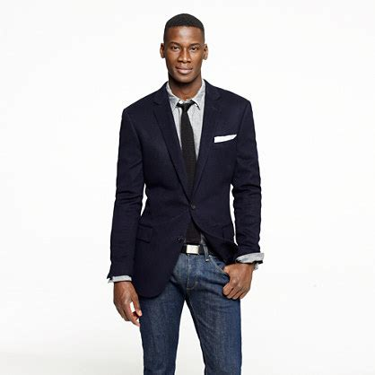 how to wear a blazer jacket with jeans mens style guide april seven can you wear a suit jacket on jeans