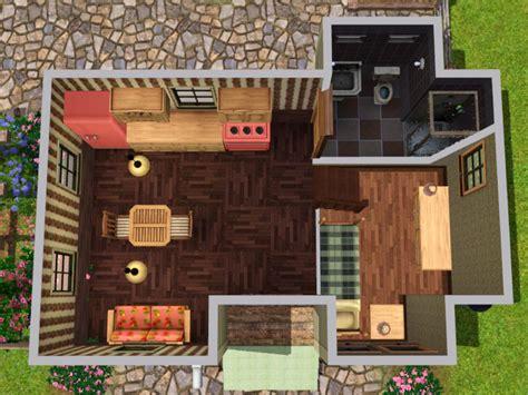 farm house plan mod the sims small farm house with harvestable