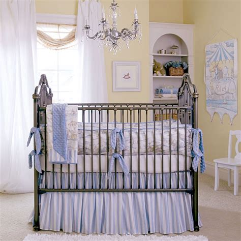 Bunny Crib Bedding Alfresco Bunny Toile Baby Bedding And Nursery Necessities In Interior Design Guide All Baby