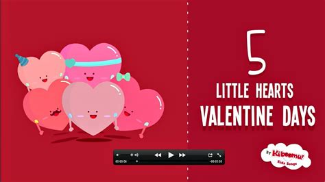 valentines song 5 hearts days song lyrics for