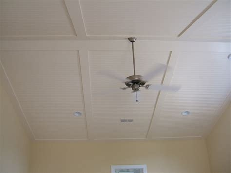 B Board Ceiling - need info on installing bboard for ceiling colors plank