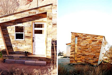 tiny houses wiki foundhouse a charming tiny wikihouse clad in recycled