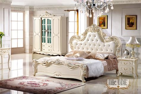 Antique Style French Furniture Elegant Bedroom Sets Pc 014 | antique style french furniture elegant bedroom sets pc 013
