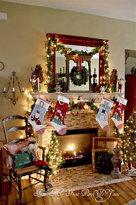 10 ways to decorate your fireplace in the summer since 10 ways to decorate a mantel for christmas