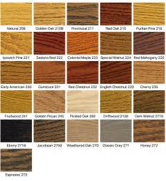 duraseal colors how to stain wood exles of wood stains apps directories