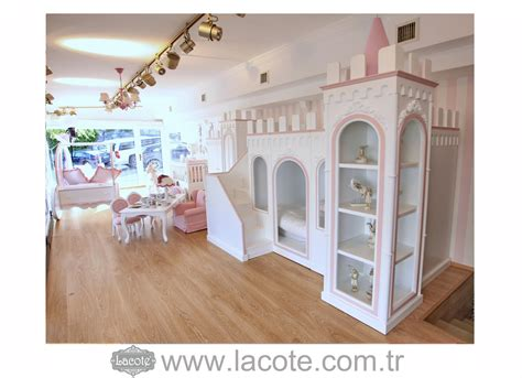 castle bed for little girl kids bed design with slide theme affordable princess