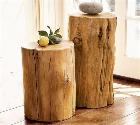 Decorating A Tree Stump by 10 Original Tree Stumps Decor Ideas Shelterness