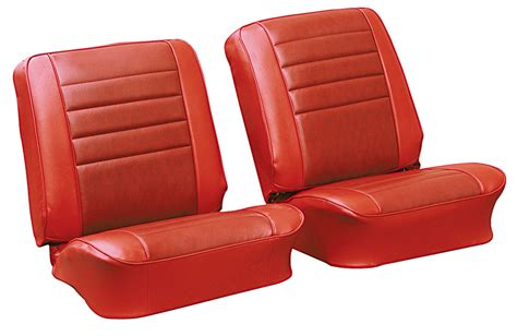 Upholstery Industry by Distinctive Industries Chevelle Seat Upholstery 1965