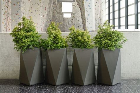 modern planters indoor design a beautiful garden with modern planters indoor