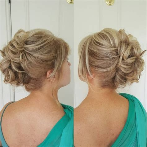 mother of the bride hairstyles partial updo matronly updo newhairstylesformen2014 com