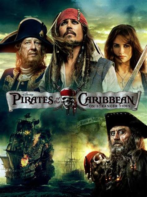 Summer Of Blockbuster Thirds Continues Of The Caribbean At Worlds End Premiere by Pirates Of The Caribbean On Stranger Tides Poster 11