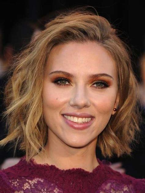 imagenes de cortes de pelo desmechado para mujeres cortes de pelo media melena fotos de los looks foto