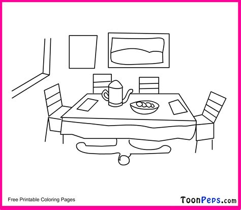 dining table drawing dining table drawing www imgkid the image kid has it