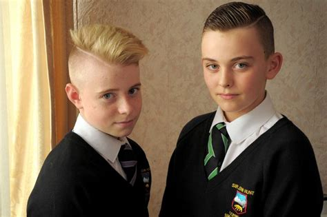 extreme haircuts ozone park pupils kicked out of school because of these extreme