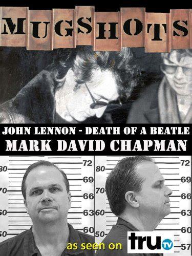 amazoncom mugshots john lennon death   beatle