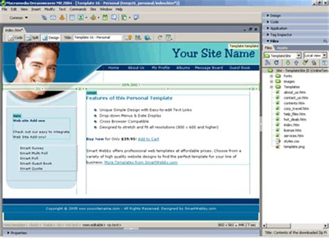 simple web templates for asp net simple personal template