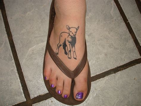 sheep tattoo tattoos nail rockabilly and