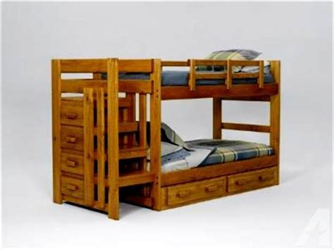 Bunk Bed Stairs Drawers Bunk Beds With Stairs And Drawers Newsonair Org