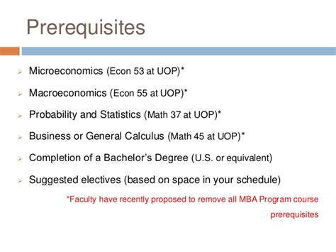 Prerequisite For Mba In Finance by Pacific Pharmd Mba Session Oct 27 2016 Slideshare