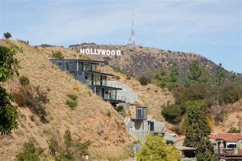 houses on hills terraced hollywood hills house eliminates the need for air