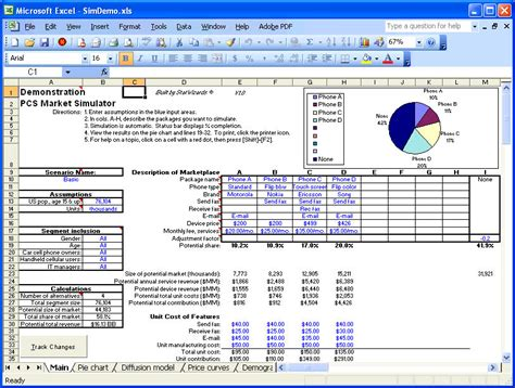 commercial model portfolio exle overview of discrete choice modeling