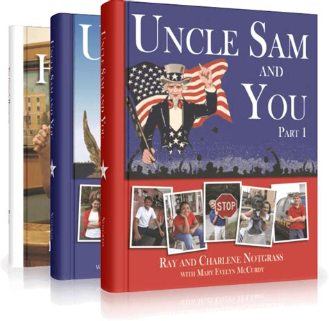 Free Government Giveaway Package - uncle sam and you curriculum package giveaway blog