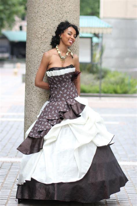 Rock An African Wedding Dress On Your Big Day « Mashariki