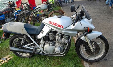 Suzuki Gsx 750 1981 1981 Suzuki Gsx 750 S Katana Moto Zombdrive