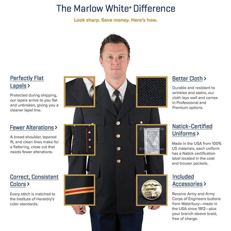 military uniforms by marlow white us army asu and navy female officer army service uniform professional