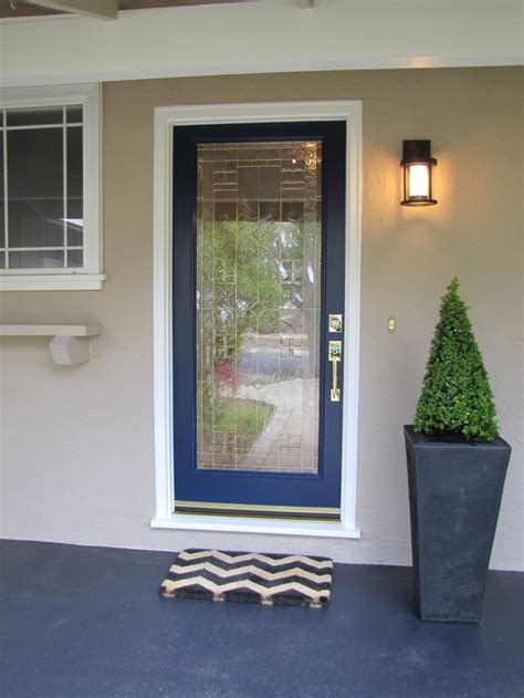 redone home exterior house paint wise owl 200 by door color quot naval quot by