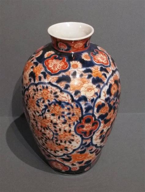Imari Vases For Sale by Pair Of Hora Imari Vases For Sale At 1stdibs