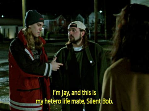 And Silent Bob silent bob