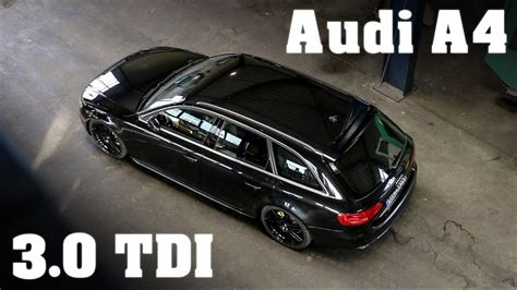Audi A4 3 0 Tdi Chiptuning by Ok Chiptuning Audi A4 B8 3 0 Tdi Softwareoptimierung