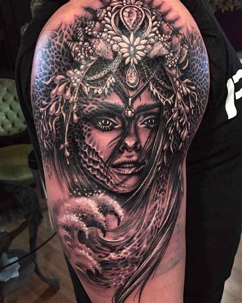 tattoo of us ryan tattoo artist ryan ashley malarkey united states