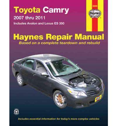 book repair manual 1997 toyota camry head up display toyota camry service and repair manual sagin workshop car manuals repair books information