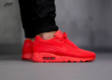 nike air max  ultra moire bright crimson bright