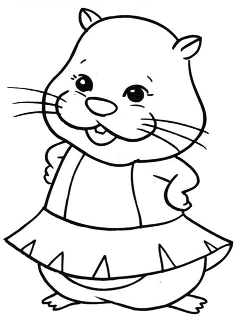 coloring pages zuzu pets zhu zhu pets beautiful hamster coloring pages batch coloring