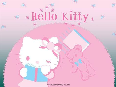 hello kitty wallpaper and screensaver hello kitty wallpapers and screensavers wallpaper cave