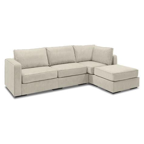 rearrangeable sectional 5 series sactionals chaise sectional taupe lovesac